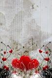 Decorative heart design Royalty Free Stock Photo