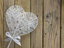 Decorative heart Stock Photography
