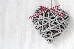 Decorative heart Stock Photo