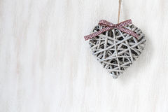 Decorative heart Stock Images