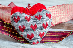 Decorative heart Royalty Free Stock Photography