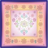 Decorative hearts pattern, Backgrounds Stock Photo