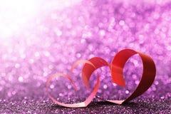 Decorative hearts Royalty Free Stock Photo
