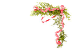 Decorative holiday frame Royalty Free Stock Images