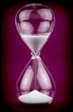 Decorative Hourglass Stock Image