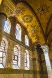 Hagia Sofia Interior 10 Royalty Free Stock Image