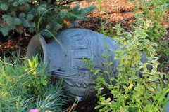 Decorative jug Royalty Free Stock Photo