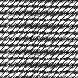 Decorative knit seamless pattern Royalty Free Stock Photo
