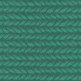 Decorative knit seamless pattern Stock Photos