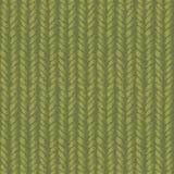 Decorative knit seamless pattern Stock Photo