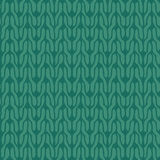 Decorative knit seamless pattern Royalty Free Stock Photo