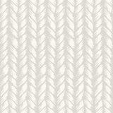 Decorative knit seamless pattern Royalty Free Stock Photos