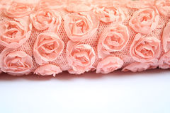 Decorative lace with pattern Stock Image
