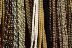 Decorative laces Stock Images