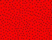 Decorative ladybird background Royalty Free Stock Photo