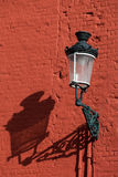 Decorative lamp Stock Images