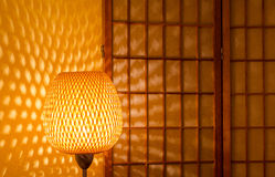 Decorative lamp Stock Photography