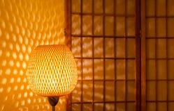 Decorative lamp Stock Photography