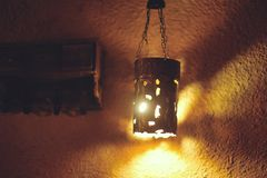 Decorative Lamp Royalty Free Stock Images