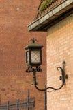 Decorative lamppost Stock Image