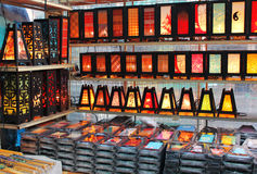 Free Decorative Lamps Royalty Free Stock Photos - 21648448