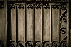 Decorative lattice Stock Photography