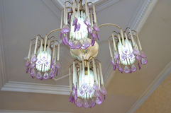 Decorative lighting Stock Images