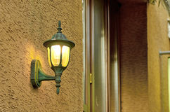 Decorative lighting fixture Royalty Free Stock Photo