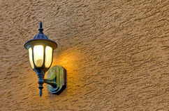 Decorative lighting fixture Royalty Free Stock Photography