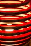 Decorative lighting luminaire. Royalty Free Stock Images