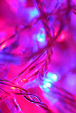 Decorative lights Stock Images