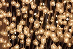 Decorative lights Royalty Free Stock Photo