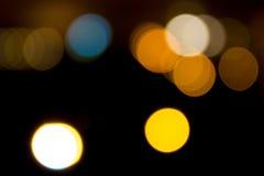 Decorative lights Stock Photography