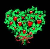 Decorative love heart Royalty Free Stock Photo