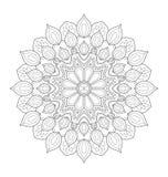 Decorative mandala illustration Stock Photo