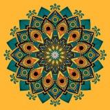 Decorative Mandala ornament Stock Photos