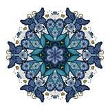 Decorative Mandala ornament Royalty Free Stock Photo