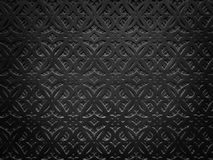Decorative metal grille pattern Royalty Free Stock Images