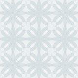 Decorative modern geometric seamless pattern Stock Photography