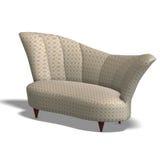 Decorative modern sofa Stock Image