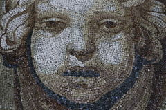 Decorative mosaic royalty free stock image