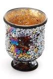 Decorative mosaic vase Stock Image