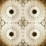 Decorative motif vintage grunge backgrounds Royalty Free Stock Images