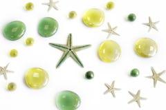 Decorative objects Royalty Free Stock Photo