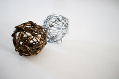 Decorative Objects Royalty Free Stock Images