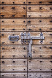 Decorative door lock Stock Image