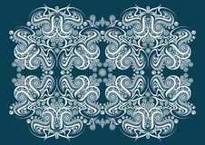 Decorative openwork tracery Royalty Free Stock Photography