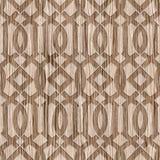 Decorative oriental pattern - Interior Design wallpaper Stock Image