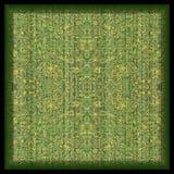 Decorative Oriental rug Royalty Free Stock Photo