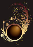 Decorative ornament Stock Images